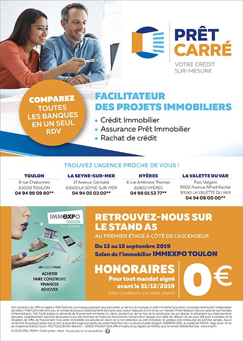 annonce presse courtier immobilier